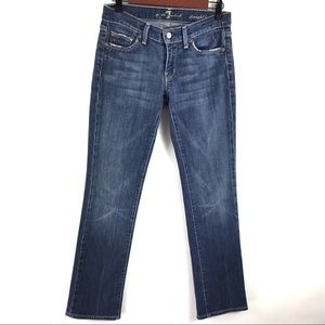 7 for all mankind Straight leg Jeans 26